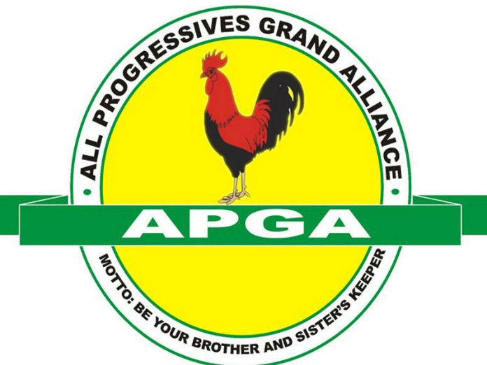 APGA Disowns Jerry Obasi, AD Musa, calls for arrest