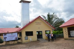 FGN inaugurates Cassava processing plant, 7-unit houses in