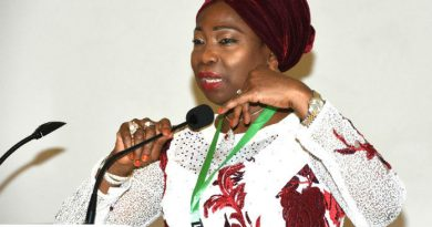 Dabiri-Erewa attends PAUD, appeals for unity among Africans abroad