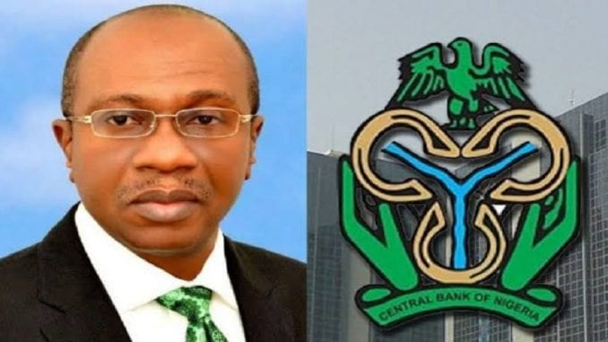 NIGERIA TO EXIT RECESSION BY END OF 2020- CBN