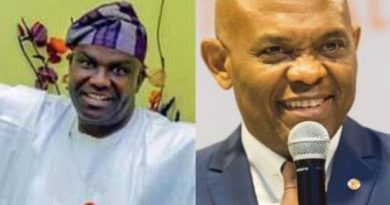 FRAUD ALLEGATION: Sen. Ayo Akinyelure Statement On Tony Elumelu Is False and Malicious – Legal Team