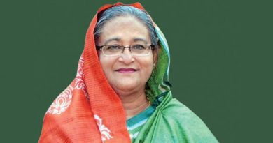 UN CLIMATE MEETING: Leaders Of Vulnerable Nations Call For Climate Equity, as the PM of Bangladesh takes the lead.