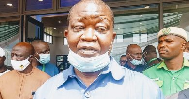 LAGOS-IBADAN RAIL LINE: NRC to begin Operation in November- Okhiria