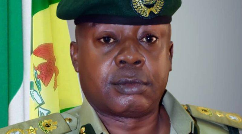 NIGERIA CORRECTIONAL SERVICE: Mrabure Promises Enhanced Staff Welfare
