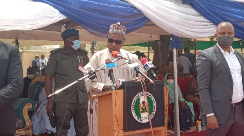 FMC KATSINA NEW PROJECT, EFFORT IN ACHIEVING UNIVERSAL HEALTH COVERAGE – MINISTER