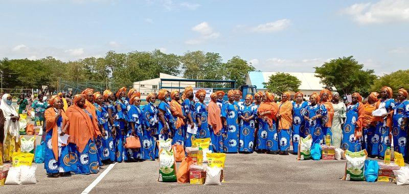 NIGERIAN AIR FORCE AT 57:NAFOWA Embarks On Medical And Humanitarian Outreach