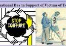 TORTURE SEEKS TO ANNIHILATE THE VICTIM'S PERSONALITY- UN SEC GEN