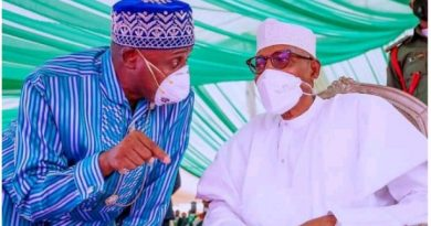 PMB COMMENDS TRANSPORTATION MINISTER AMAECHI FOR HIS FOCUS, SERVICE DELIVERY …..Flags Off 203km Kaduna-Kano Standard Gauge Rail Line Construction