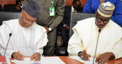 NNPC, KDSG, Sign MoU on Gas Utilisation, Expansion  …As Kyari Assures Gas Supply Will Revamp Industries